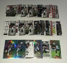 (50) CARD AMARI COOPER LOT!! DALLAS COWBOYS!! INSERTS!!