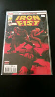 Iron Fist 74 Legacy Sabretooth: Round 2 Rated T+ Brisson Perkins Troy K1-77