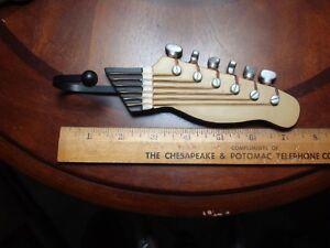 ICA Home Decor Fender Telecaster Style Guitar Head Coat Hanger