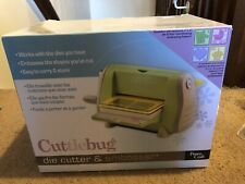 Provo Craft Cuttlebug Die Cutter And Embosser Brand New Sealed