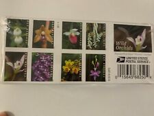 U.S. Wild Orchids Stamps for lowest price! Book of 2000 for $899