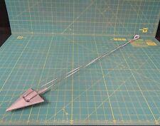 """4"""" Aluminum Arrowhead Ground Anchor w/ 29"""" Cable"""