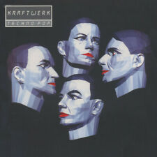 KRAFTWERK TECHNO POP NEW SEALED 180G VINYL LP IN STOCK