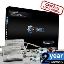 35w H7R HID Kit Smart Canbus Terminator Xenon Slim Ballast Metal Bulbs