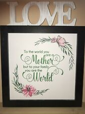 Mother's Day, birthday gift for your mum