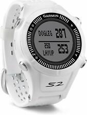 GARMIN Approach S2 GPS Golf Watch, Rangefinder, Digital Scorecard 010-N1139-00