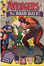 THE AVENGERS #22 Marvel Comics 1965 FN