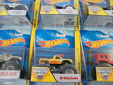 Hot Wheels Monster Jam Diecast Rally Cars