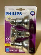 Philips LED Classic  Dimmable PAR16 40-Degree Spot Light Bulb: 400-Lumen, 3 PK