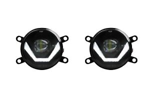 Cree Chip LED Fog Light Combined With Daytime Running Lights Opel Astra H OPC
