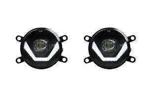 Cree Chip LED Fog Light Combined With Daytime Running Lights Renault Megane 2 3
