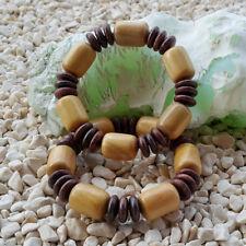 15 MM Kemuning Emas Golden Magic Wood & Galih Asem Tamarind Heartwood Bracelet