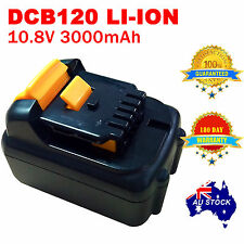 Battery For Dewalt 12V 10.8V 3.0Ah MAX Li-ion DCD710 DCD710XE  DCF813  DCF815 AU