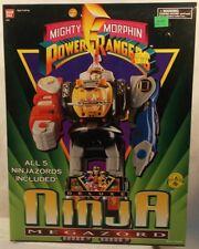 Mighty Morphin Power Rangers Ninja Megazord 5 Ninjazords Combine 1995 Year 2 MIB