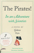 The Pirates, Whaling / Scientists by Gideon Defoe BRAND NEW BOOK (Paperback 2007