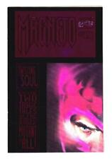MAGNETO 0, VF (8.0), TWISTING OF A SOUL,SEINKOWITZ ART, FOIL COVER (SHIPS FREE)*