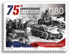 Luxemburg 2019 75jr  Slag om de Ardennen           POSTFRIS/MNH
