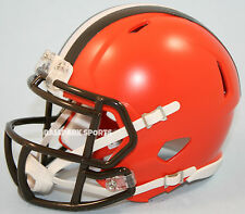 Riddell Cleveland Browns Speed Mini Helmet