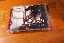 Jimmie Lee Robinson All My Life Hybrid SACD DSD Super Audio CD APO Records MINT