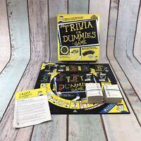 Vintage Trivia For Dummies 1998 Pressman Board Game - Rare