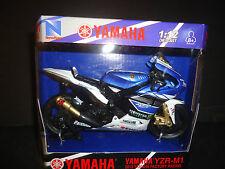 NewRayYamaha YZR M-1 GP Valentino Rossi #46 2013 Monster Energy 1/12