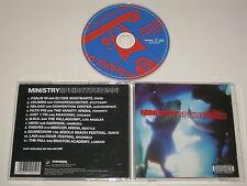 Ministry/SPHINCTOUR (Mayan myncd005) Cd Álbum