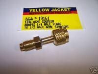 YELLOW JACKET RITCHIE Quick Coupler 1/4 FM x 1/2 ACME