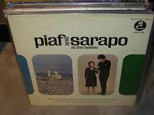 EDITH PIAF & SARAPO at the bobino ( world music ) france