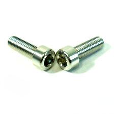 gobike88 KCNC bottle cage bolts, Silver, 676