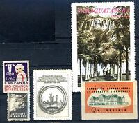 BRAZIL 5 Different Cinderellas VF