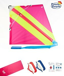 PETER POWELL Stunt Kite Gift Set - The Original & Best - Complete Package