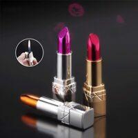 Personality Ma'am Lipstick Lighter Originality Interest Play Flame Lighter