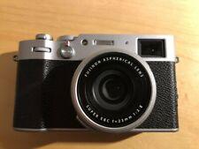 Fujifilm Fuji X100V (Silber) - Neuwertig