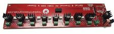 Serial 8 Channel AC 230V SSR and AC Dimmer For Arduino Raspberry PI 110-220V