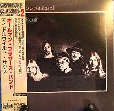 ALLMAN IDLEWILD SOUTH JAPAN MINI LP CD.NEW