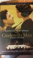 Cinderella Man Based On A True Story Dvd 2005 Full Screen Russell Crowe Movie