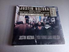 CD JUSTIN NOZUKA : YOU I WIND LAND AND SEA (EDITION LIMITEE - 3 TITRES BONUS)