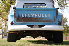 1963 Chevrolet C-10 STEPSIDE SURVIVOR TRUCK ORIG PATINA MOTOR RUNS