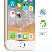 Apple iPhone 6 Plus 64GB Oro GRADO A Telefono Smartphone Gold NO Fingerprint