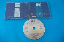 """iQ """"NOMZANO """" CD 1987 SQUAWK RECORDS NUOVO"""