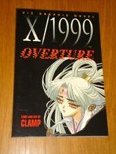 X/1999 OVERTURE STORY AND ART BY CLAMP MANGA VIZ GRAPHIC NOVEL
