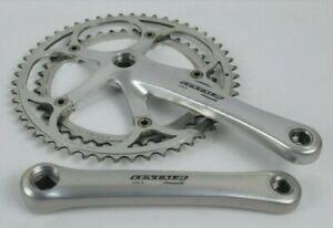 Vintage Campagnolo Centaur 172.5mm Crankset 52/42t Chainset Retro Bike Eroica