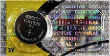 Maxell 5x CR1620 BR1620 CR 1620 3V Lithium Button Cell Battery Batteries - Offic