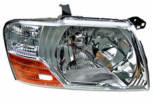 Headlight Mitsubishi Pajero 11/00-10/06 New Right NP Front Lamp 01 02 03 04 05
