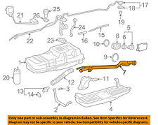 Car Truck Fuel Tanks For Toyota With Unspecified Warranty Length. Toyota Oem 0102 4runner 34lv6 Fuel Tankfiller Neck Tube. Toyota. 1996 Toyota T100 Fuel Tank Diagram At Scoala.co