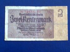 GERMANY - 2 MARK 1937 -  NAZI ERA- GOOD- FINE
