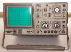 Hameg HM 203-5 Oszilloskop, 2 Kanal 20MHz
