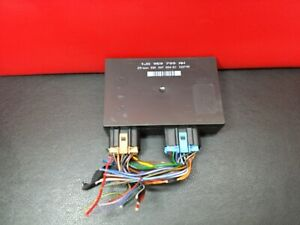 1J0959799AH  VW Golf MK4 1.6 Convenience Comfort Module and Plugs 1J0959799 AH