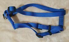 Pet Blue Step-In Harness, Medium