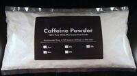 50GR.CAFFEINA PURA al 100% in polvere.fat burner. brucia i grassi concentrazione